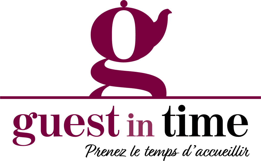 Logo entier Guest in Time